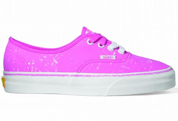 Vans Colored by Crayola Collection – Otoño 2010, Zapas News