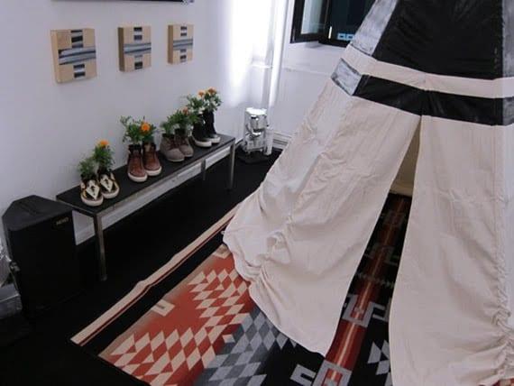 Taka Hayashi x Pendleton x Vans Pack – Otoño 2010, Zapas News
