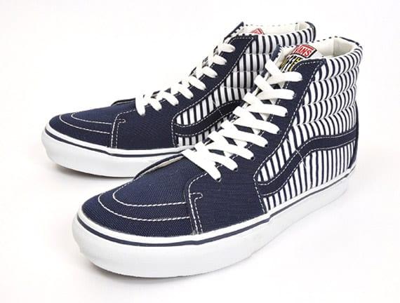 Vans Sk8-Hi – 'Stripes' Pack, Zapas News