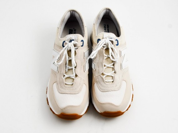 mita sneakers x New Balance ML581, Zapas News