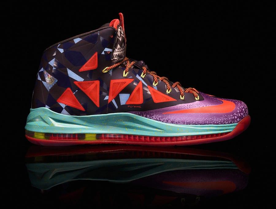 "Nike LeBron X ""MVP"", Zapas News"