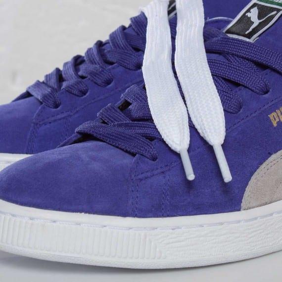 Puma Suede Classic Eco – Violeta – Gris, Zapas News