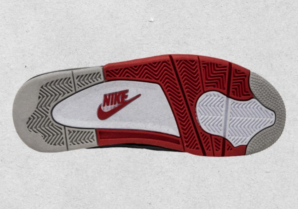 "Air Jordan 4 ""Fire Red"" para el black Friday, Zapas News"