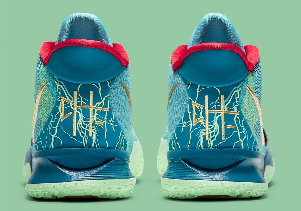 "Presentada la nueva Nike Kyrie 7 ""Special FX"", Zapas News"