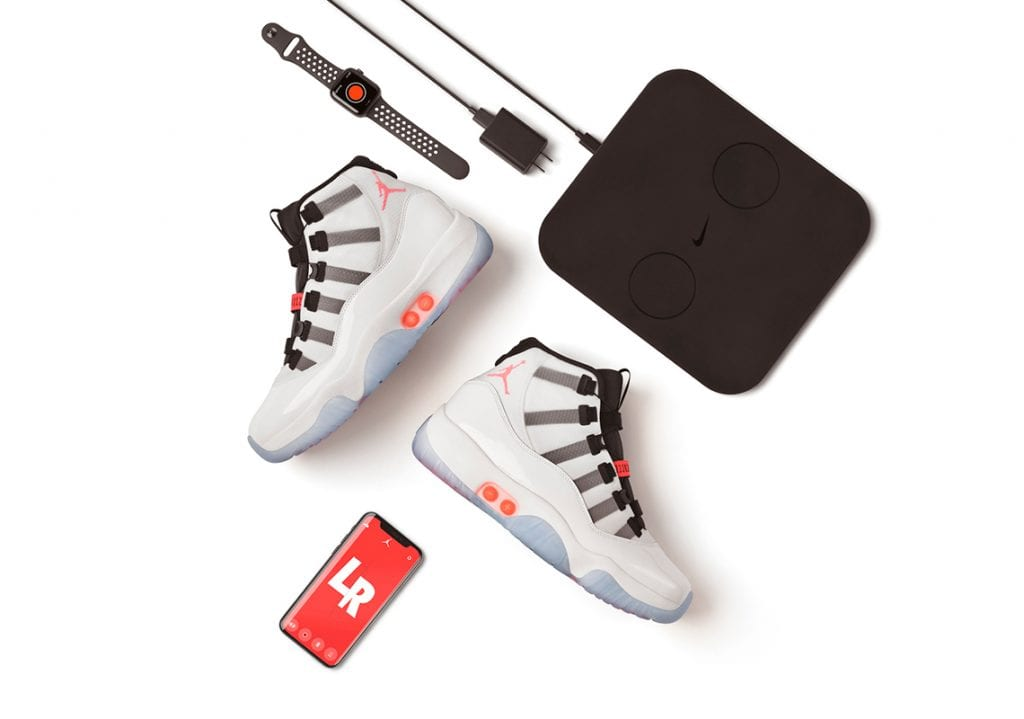 Air Jordan 11 con tecnología Nike adapt, Zapas News