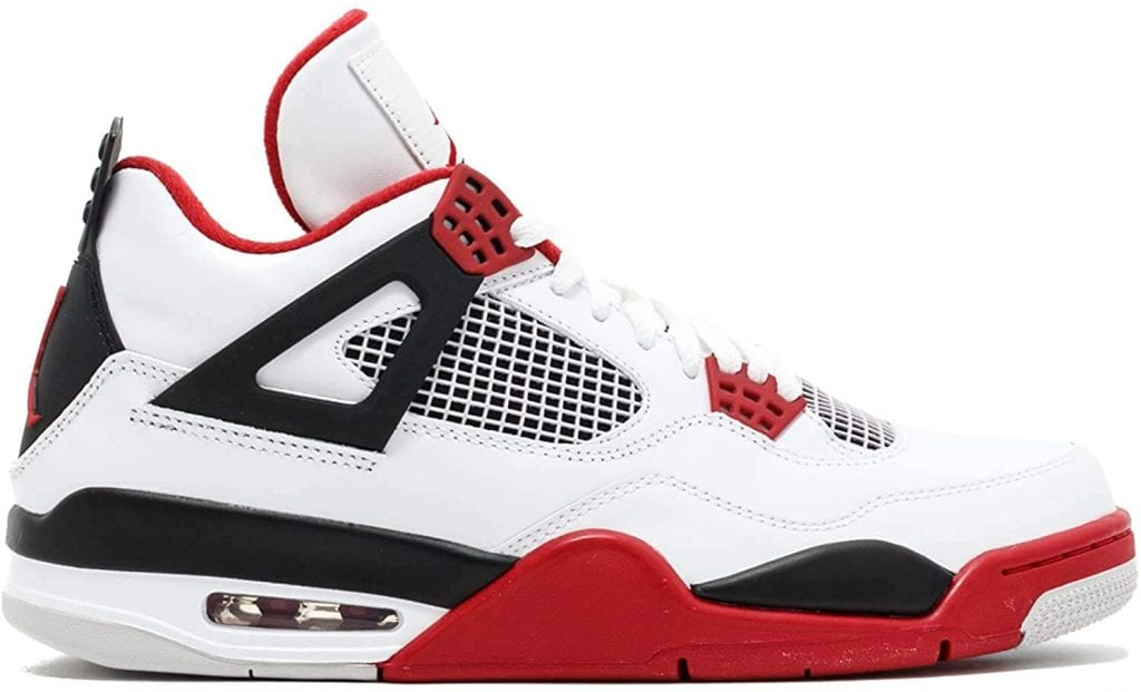 air jordan 4 fire red zapas news