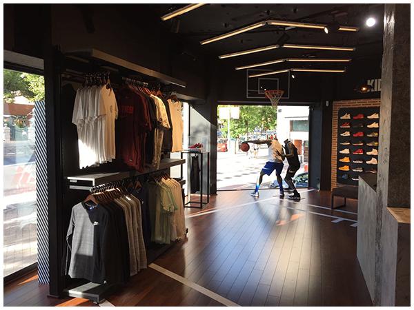 basket revolution tienda de sneakers españa