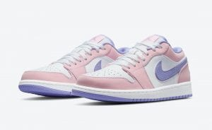 "Las Air Jordan 1 Low SE ""Arctic Punch"" Pronto A La Venta"