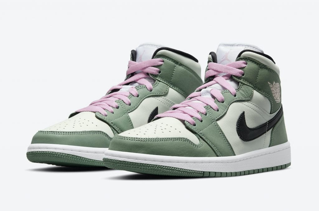 "Air Jordan 1 Mid SE ""Dutch Green"""