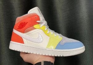 "Air Jordan 1 ""To My First Coach"""