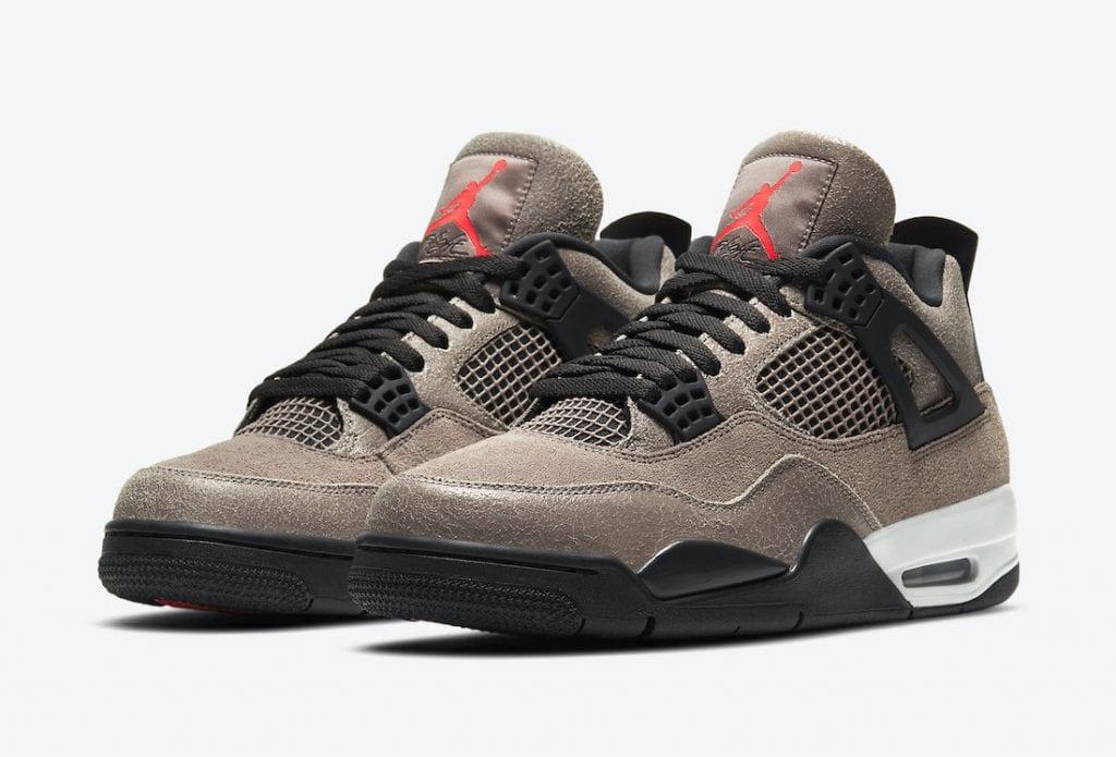 """Imágenes Oficiales De La Air Jordan 4 """"Taupe Haze"""""""