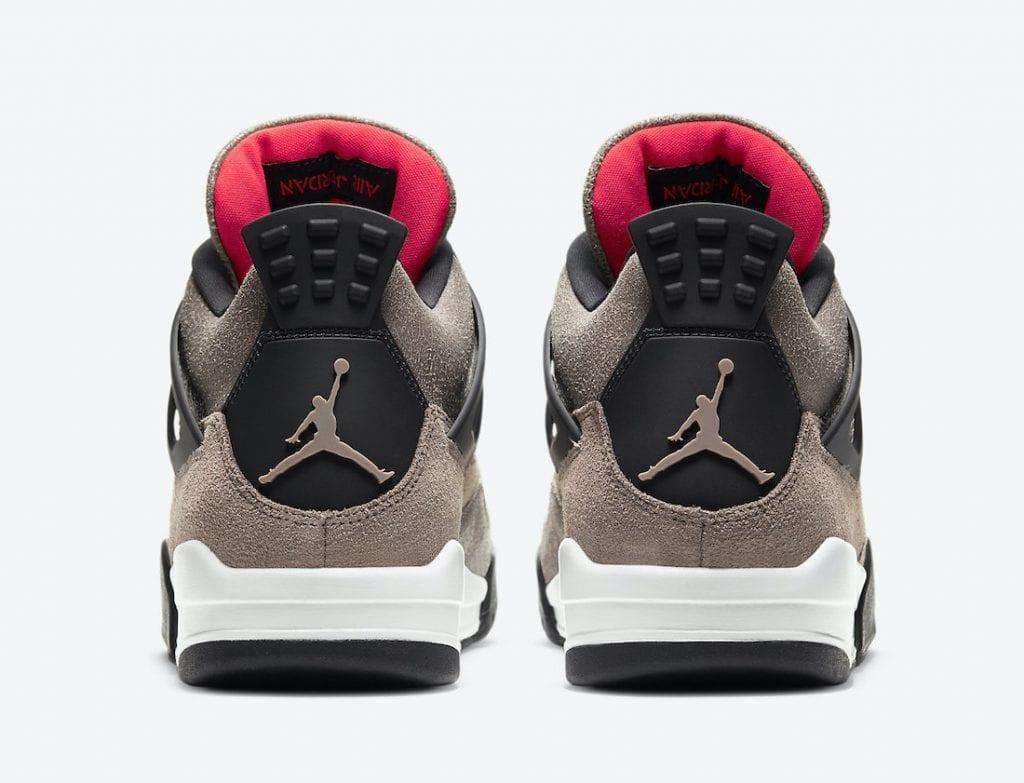 """Imágenes oficiales de la Air Jordan 4 """"Taupe Haze"""", Zapas News"""