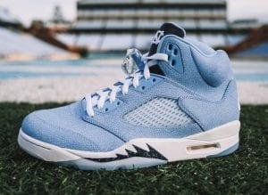 """UNC Presenta La Air Jordan 5 PE """"University Blue"""""""