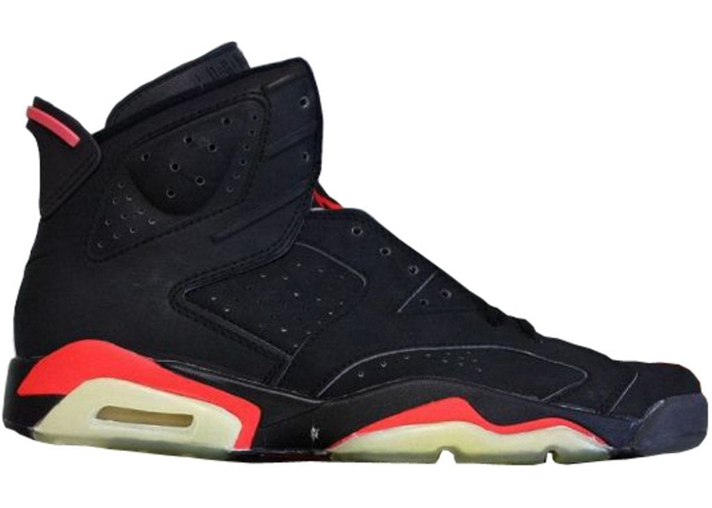 air jordan 6 infrared zapas news