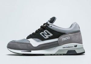New Balance 1500 En Negro, Gris Y Blanco