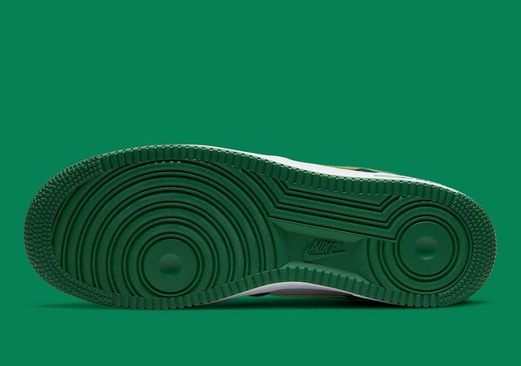 "Nike Air Force 1 Low para el ""St. Patrick's Day"", Zapas News"