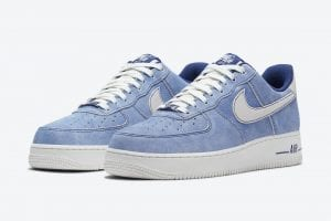 air force 1 low dust blue
