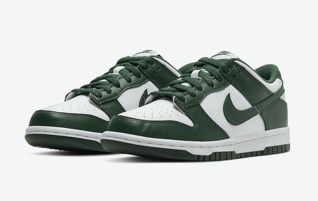 "Nike Dunk Low ""Spartan Green"""