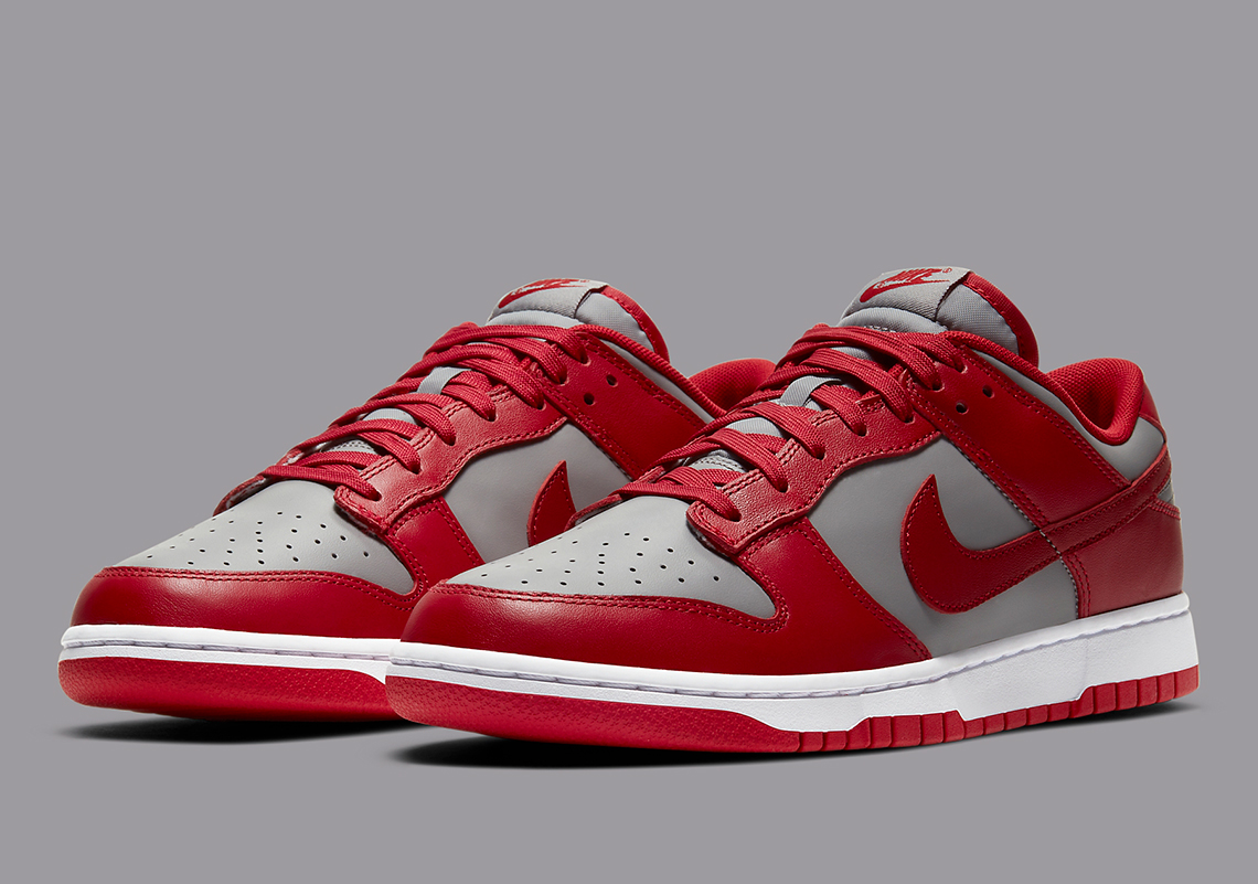 nike dunk low UNLV zapas news