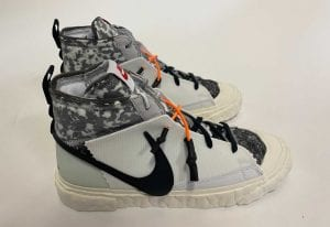 READYMADE X Nike Blazer Mid Aparece En Blanco