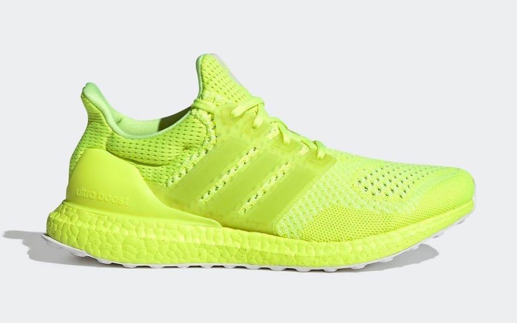adidas Ultra Boost 1.0 DNA 'Solar Yellow'
