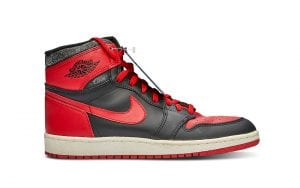 air jordan 1 banned zapas news