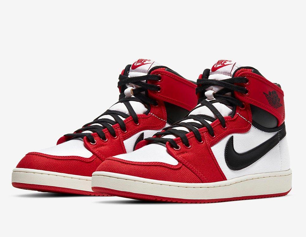 Air Jordan 1 KO 'Chicago' zapas news