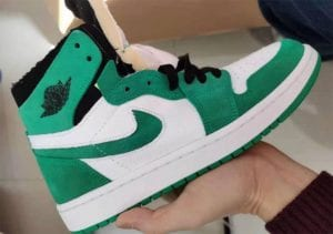 Air Jordan 1 Zoom CMFT 'Stadium Green'