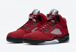 Air Jordan 5 'Raging Bull' 2021