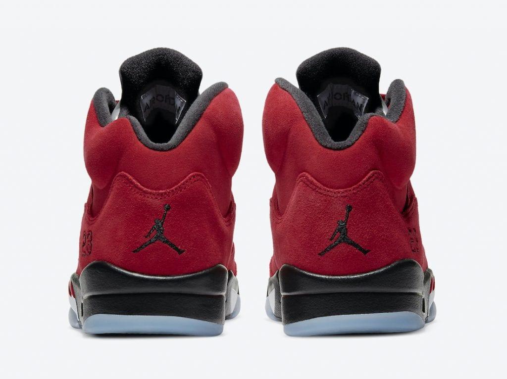 Air Jordan 5 'Raging Bull' 2021