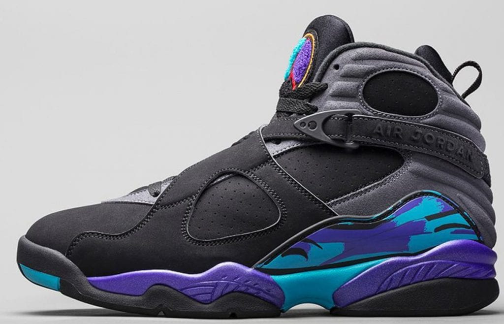 air jordan 8 aqua zapas news