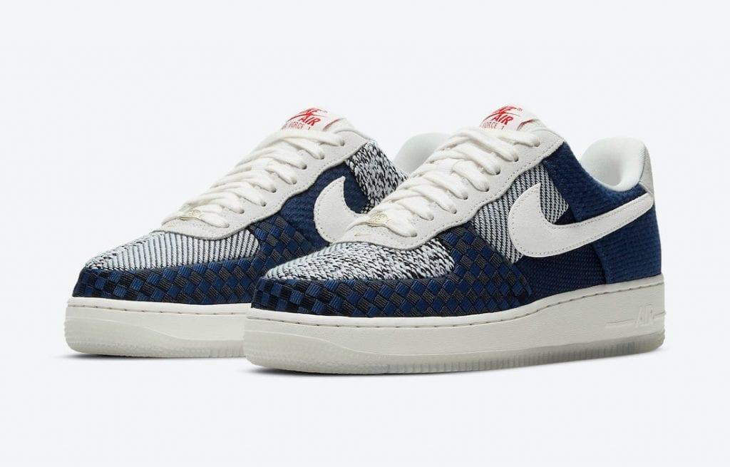 Nike Air Force 1 'Sashiko'