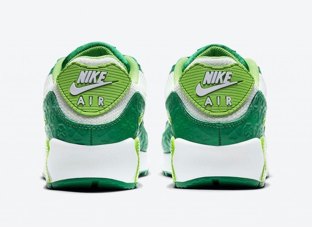 Una Nike Air Max 90 para St. Patricks Day, Zapas News