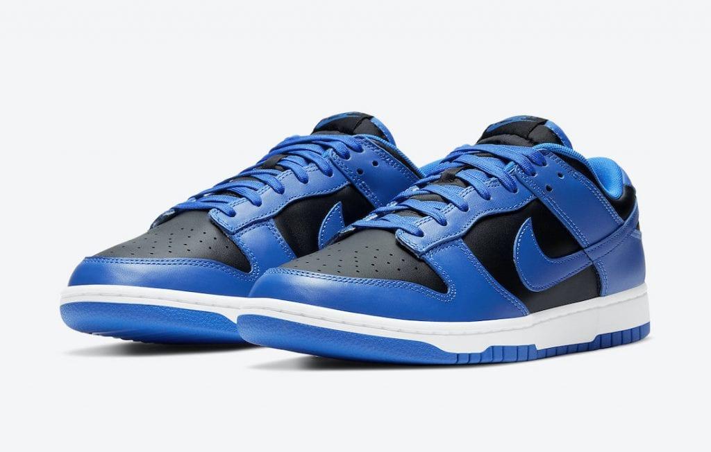 Nike Dunk Low 'Hyper Cobalt' En Imágenes Oficiales