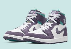 Air Jordan 1 Zoom CMFT Con Colores Daybreak Y Tropical Twist