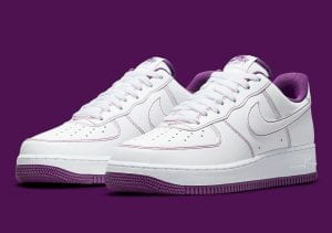 "Air Force 1 Low Con Acentos ""Viotech"" Para Verano"