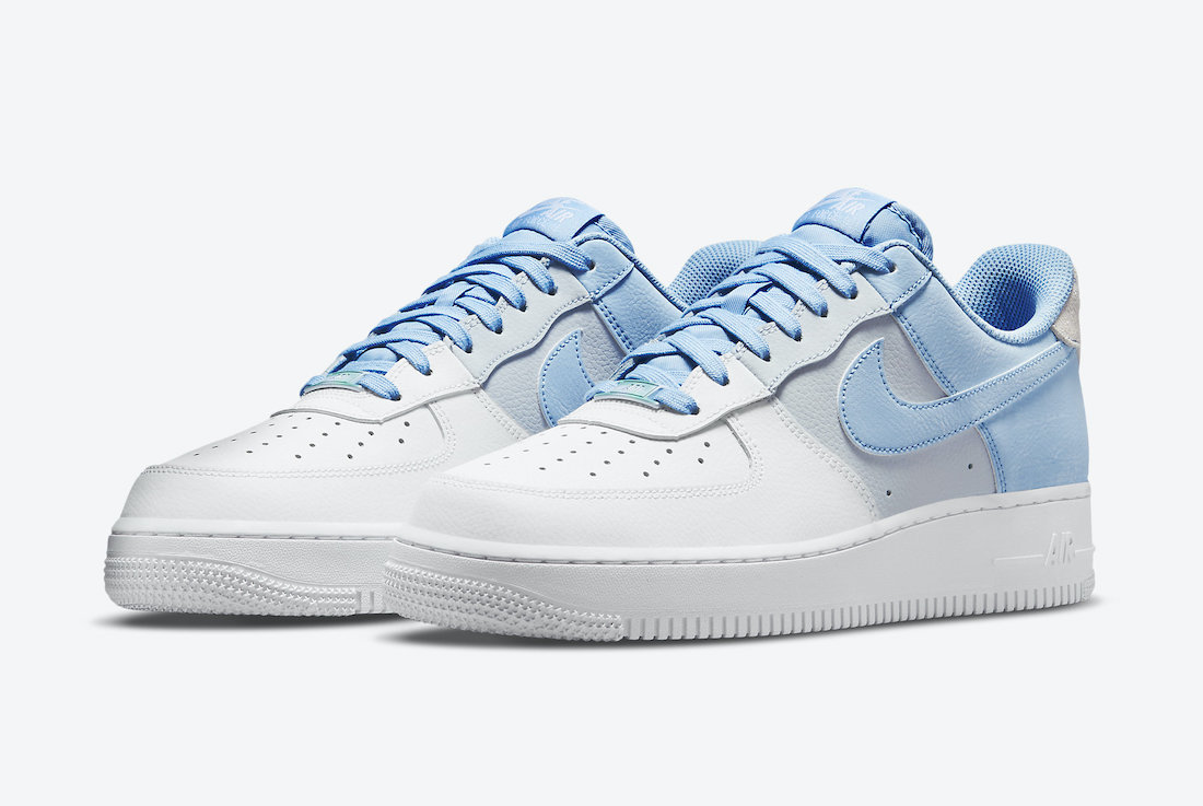 "Nike Air Force 1 Low ""Psychic Blue"""