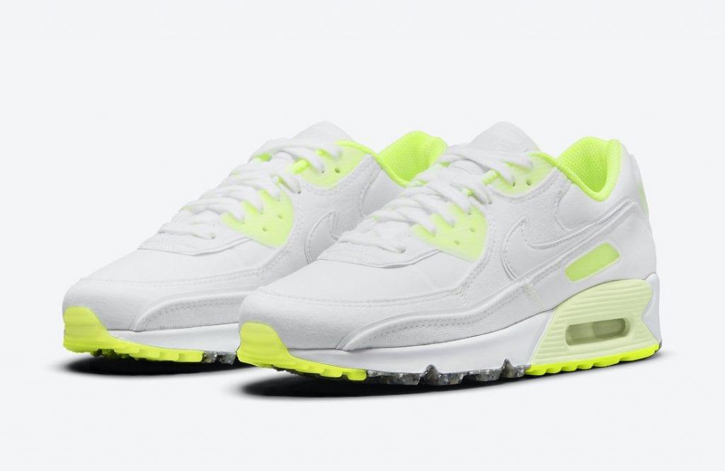 "Nike Air Max 90 ""Exeter Edition"" En Blanco"