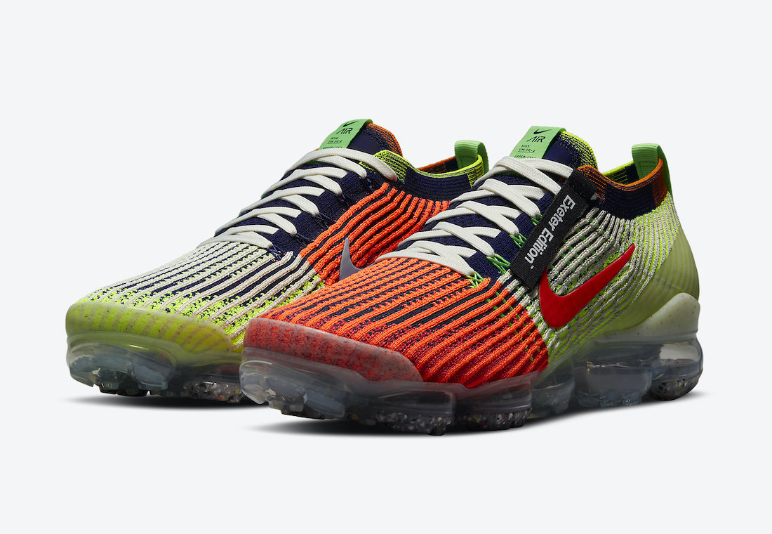 "Nike Air VaporMax ""Exeter Edition"" Con Materiales Reciclados"
