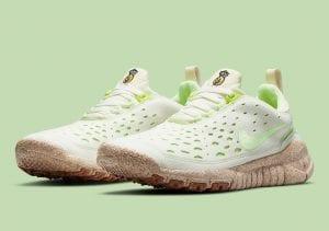Nike Free Run Trail Vuelve Con La Versión Happy Pinneaple