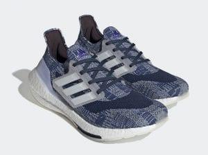 """Adidas Ultra Boost 2021 """"Sashiko"""" En Imágenes Oficiales"""