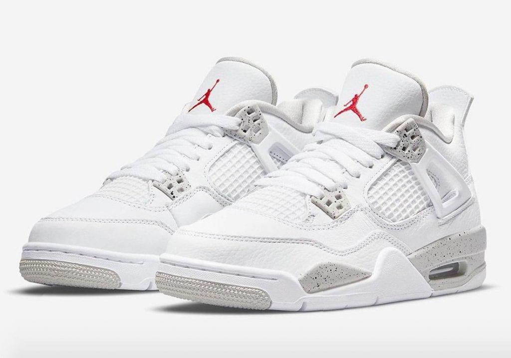 Air Jordan 4 'White Oreo' En Imágenes Oficiales