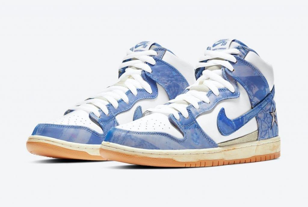 Carpet Company X Nike SB Dunk High En Imágenes Oficiales