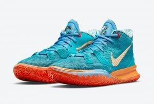 Concepts X Nike Kyrie 7 En Imágenes Oficiales