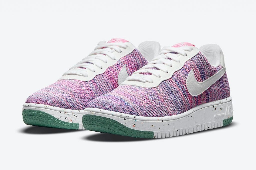 Nike Air Force 1 Flyknit 2.0 Hecha Con Materiales Reciclados