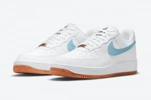 Nike Air Force 1 'Indigo' En Imágenes Oficiales
