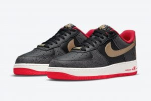Nike Air Force 1 Low 'Spades' Inspirado En Las Cartas De Poker