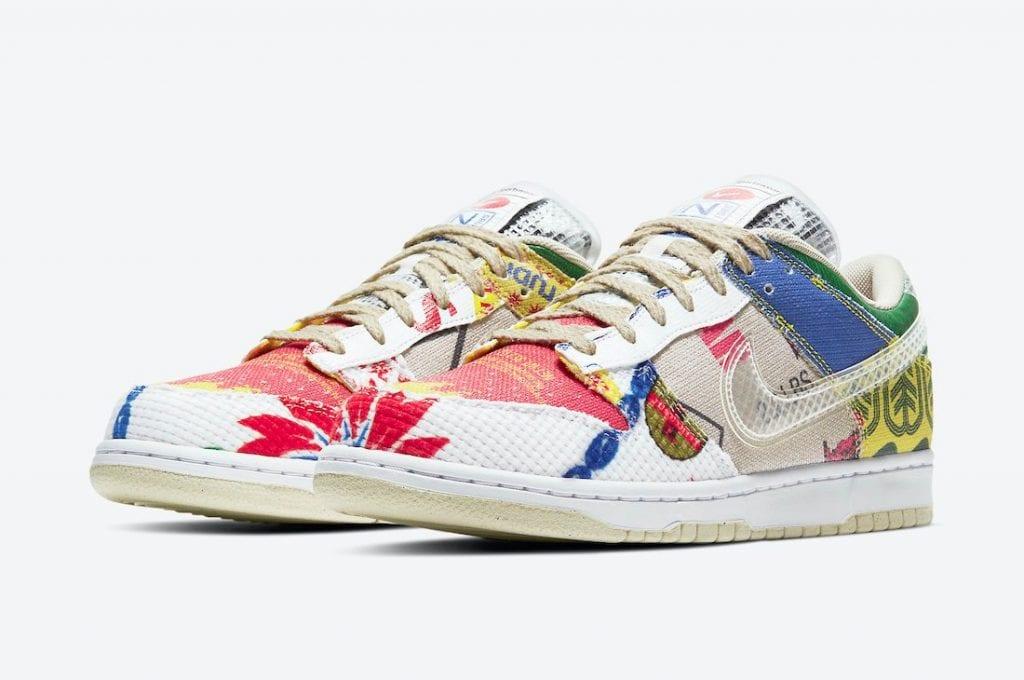 Nike Dunk Low 'City Market' En Imágenes Oficiales