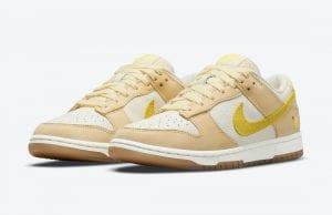 Nike Dunk Low 'Lemon Drop' En Imágenes Oficiales