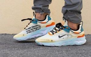 Nike React Live Con Estilo Off-White